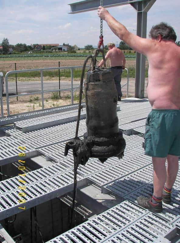 Falsche Pumpenauswahl führt zu Betriebsstörungen.