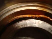 Korrosion in einem Kühlkreislauf wegen Desinfektionsmittel im Kühlwasser