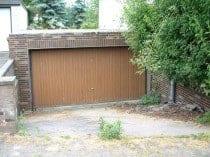 Tief liegende Garagen sind Rückstau-gefährdet.