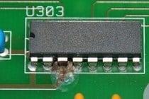 Undichtes Elektronikgehäuse
